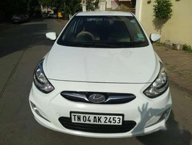 Used Hyundai Fluidic Verna 1.6 CRDi SX Automatic, 2012, Diesel AT for sale in Chennai