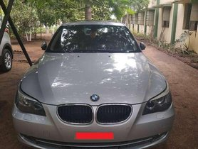Used BMW 5 Series 520d Sedan 2008 AT for sale in Chennai