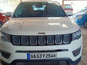 Used 2018 Jeep Compass 2.0 MT for sale in Goa