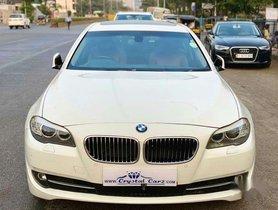 Used 2011 BMW 5 Series 520d Sedan AT for sale in Mumbai
