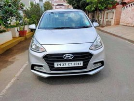 Used Hyundai Xcent 2017 MT for sale in Coimbatore
