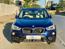 Used 2016 BMW X1 AT for sale in Mumbai