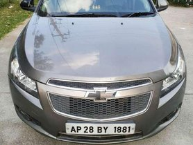 Used 2013 Chevrolet Cruze LTZ MT for sale in Hyderabad