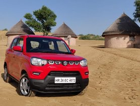 Maruti S-Presso AMT On Sale with a Discount of Rs 27,500