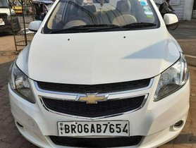 Used Chevrolet Sail LT ABS 2014 MT for sale in Patna