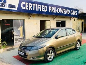 Used 2011 Honda City AT for sale in Gurgaon