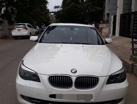 Used BMW 5 Series 530d 2009 AT for sale in Tiruppur