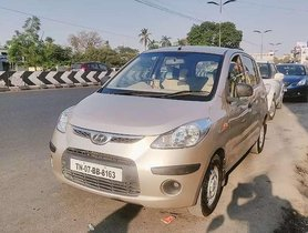 Used Hyundai i10 2008 MT for sale in Coimbatore