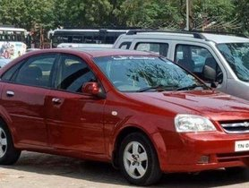 Used Chevrolet Optra 2005 MT for sale in Chennai