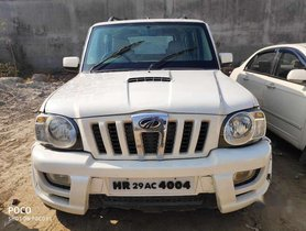 Used 2012 Mahindra Scorpio MT for sale in New Delhi
