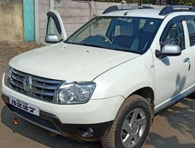 Used Renault Duster 2013 MT for sale in Jalgaon
