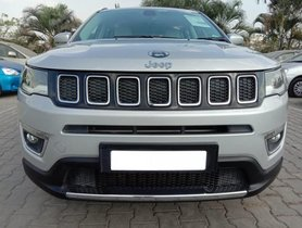 Jeep Compass 1.4 Limited AT 2017 in Bangalore