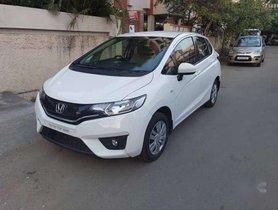 Used Honda Jazz SV Manual, 2016, Petrol MT for sale in Coimbatore