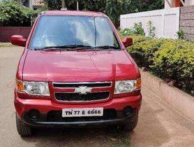 Used Chevrolet Tavera Elite LS - B3 10-Seater BS III, 2012, Diesel MT for sale in Coimbatore
