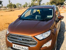 Used 2018 Ford EcoSport MT for sale in Jaipur
