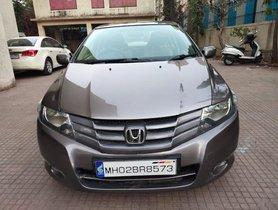 2011 Honda City 1.5 V AT for sale at low price in Mumbai