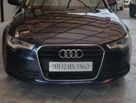 Used 2012 Audi A6 2.0 TDi AT for sale in Pune