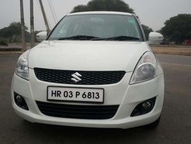 Used Maruti Suzuki Swift VDi ABS BS-IV, 2012, Diesel MT for sale in Chandigarh