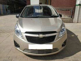 Chevrolet Beat PS MT 2013 in Bangalore