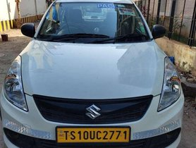 Used Maruti Suzuki Swift DZire Tour 2019 MT for sale in Hyderabad