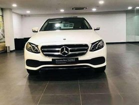 Used Mercedes Benz E Class 2019 AT for sale in Kozhikode