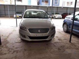 Used 2017 Maruti Suzuki Ciaz MT for sale in Rasipuram