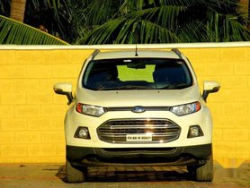 Used Ford EcoSport Titanium 1.0 Ecoboost (Opt), 2013, Petrol MT for sale in Coimbatore