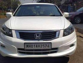 Used 2008 Honda Accord MT for sale in Mumbai