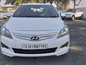 Used Hyundai Verna 1.4 CRDi 2016 MT for sale in Ahmedabad