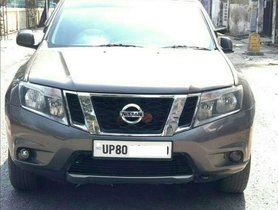 Used Nissan Terrano XL 2014 MT for sale in Agra