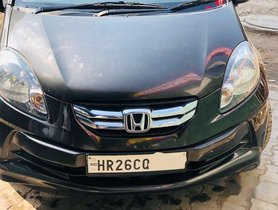Used 2015 Honda Amaze MT for sale in Gurgaon