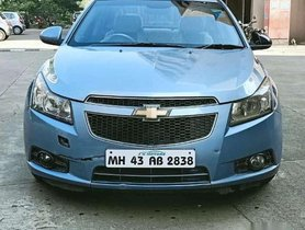 Used 2010 Chevrolet Cruze LT MT for sale in Mumbai