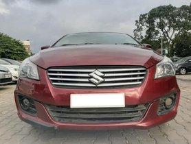 2014 Maruti Ciaz VDi Plus MT in Bangalore