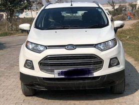 Used Ford EcoSport Titanium 1.5 TDCi (Opt), 2015, Diesel MT for sale in Karnal