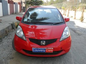 Used 2011 Honda Jazz 1.2 V i VTEC MT car at low price in Bangalore