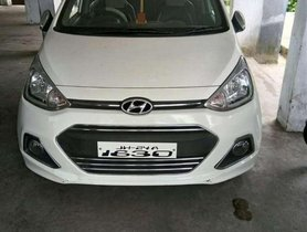Used 2017 Hyundai Xcent MT for sale in Ramgarh