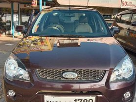 Used Ford Fiesta 2010 MT for sale in Chennai