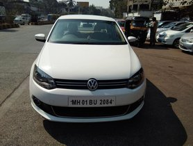 Used 2014 Volkswagen Vento 1.6 Highline MT car at low price in Mumbai