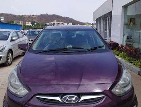 Used Hyundai Verna CRDi 1.6 SX Option 2012 MT for sale in Pune