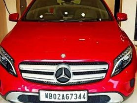 Used Mercedes Benz GLA Class 2015 AT for sale in Kolkata