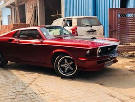 Best HM Contessa to Ford Mustang Modification We've Ever Seen [Video]