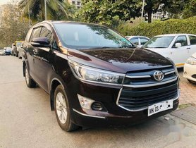 Used Toyota Innova Crysta 2016 AT for sale in Mumbai