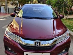 Used 2016 Honda City i-VTEC CVT VX AT car at low price in Bangalore