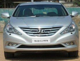 2013 Hyundai Sonata 2.4 GDI MT in Coimbatore