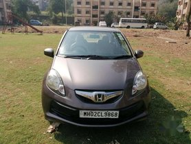Used Honda Brio S(O) Manual, 2012, Petrol MT for sale in Mumbai