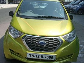 Used Datsun Redi Go, 2016, Petrol MT for sale in Chennai