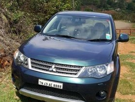 Used 2010 Mitsubishi Outlander 2.4 AT for sale in Coimbatore