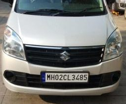 Maruti Suzuki Wagon R LXI 2012 MT for sale in Thane