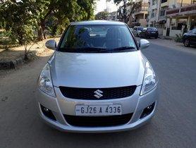 2013 Maruti Suzuki Swift VXI MT for sale at low price in Ahmedabad
