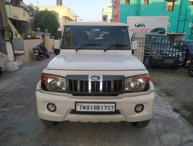 2016 Mahindra Bolero Plus AC MT for sale in Chennai